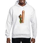 Favorite Surfer Girl Hooded Sweatshirt