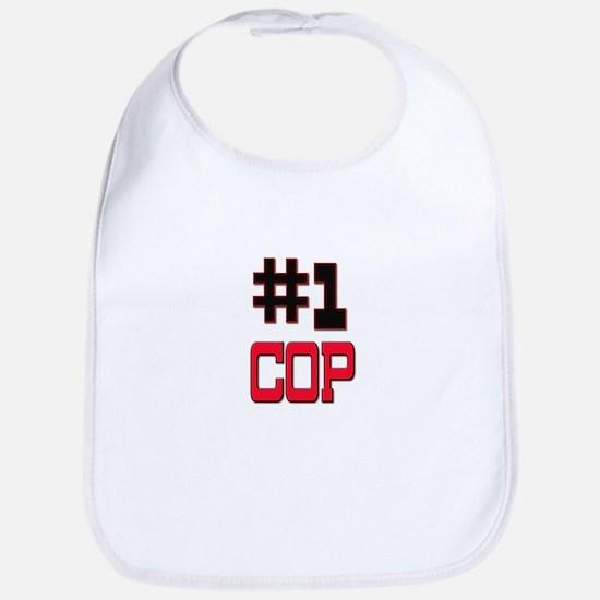 Number 1 COP Bib