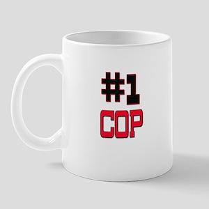 Number 1 COP Mug