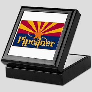 Arizona Pipeliner 3 Keepsake Box