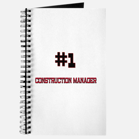 Number 1 CONSTRUCTION MANAGER Journal