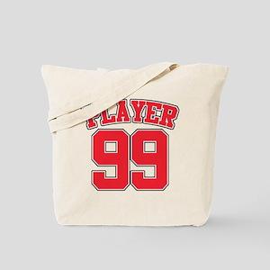 Generic Player Tote Bag