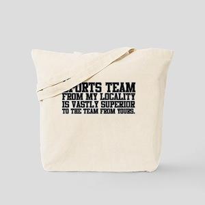 Generic Rivalry Tote Bag