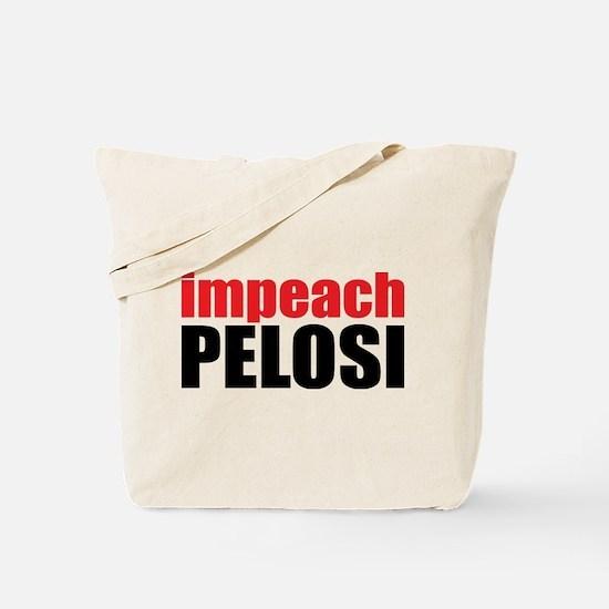 Impeach Pelosi Tote Bag
