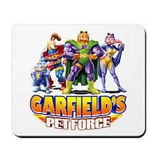 Pet Force - Line Up Mousepad