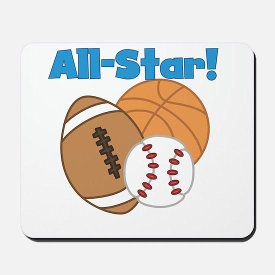 All Star Mousepad