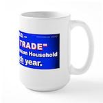 1600 Cap and Trade Large Mug
