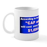 1600 Cap and Trade Drinking Mug