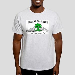Golani Warrior Ash Grey T-Shirt