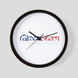 Carson Wall Clock