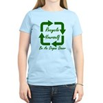 Recycle Yourself Women's Light T-Shirt