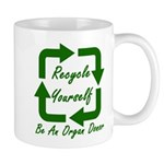 Recycle Yourself Mug
