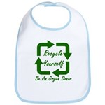 Recycle Yourself Bib