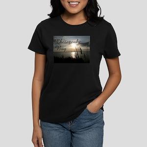 CHESAPEAKE BAY Women's Dark T-Shirt