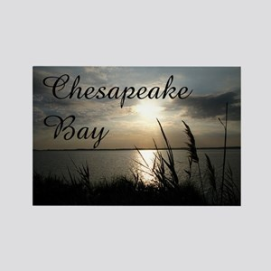CHESAPEAKE BAY Rectangle Magnet