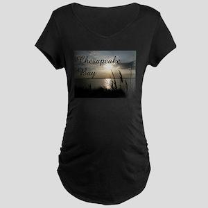 CHESAPEAKE BAY Maternity Dark T-Shirt