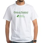 Proud Power White T-Shirt