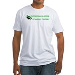 Happiness Fitted T-Shirt