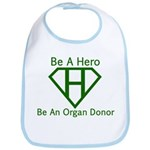 Be A Hero Bib