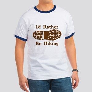 Rather Be Hiking Ringer T