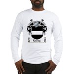 Lucey Coat of Arms Long Sleeve T-Shirt