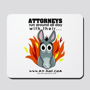 Attorneys Mousepad
