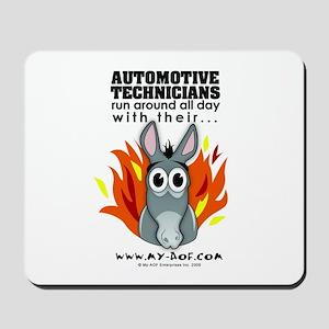 Automotive Technicians Mousepad