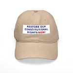 Restore our Constitution Cap