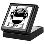 Lucy Coat of Arms Keepsake Box