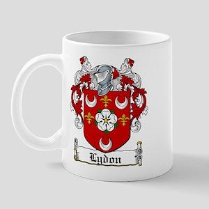 Lydon Coat of Arms Mug