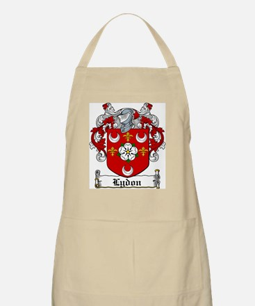 Lydon Coat of Arms BBQ Apron