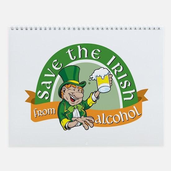 Save The Irish Wall Calendar