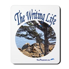 Sea Lions Mousepad for Writers