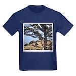 Sea Lions Kids Dark T-Shirt