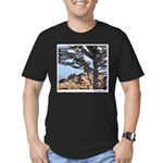 Sea Lions Men's Fitted T-Shirt (dark)