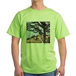 Sea Lions Green T-Shirt