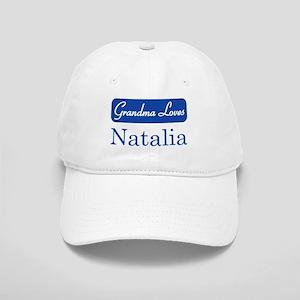 Grandma Loves Natalia Cap