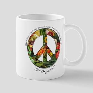 Mug Peace Organic Vegetables