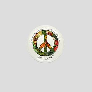 Mini Button Peace Organic Vegetables