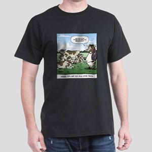 Tofu Cow Dark T-Shirt