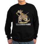 Bull Rider Corgi Sweatshirt (dark)