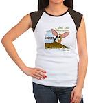 Dealing With Temptation Women's Cap Sleeve T-Shirt