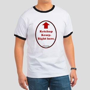 Ketchup Krazy Ringer T