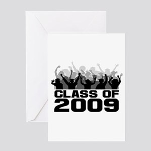 Class of 2009 Greeting Card