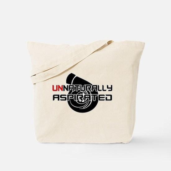 Unnaturally Aspirated Tote Bag