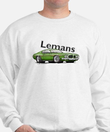 Green Pontiac Lemans Sweatshirt