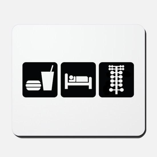 Eat Sleep Drag Mousepad