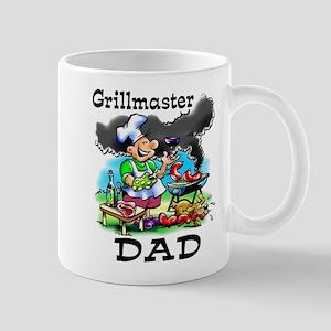 Grillmaster Dad Mug