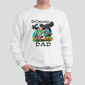 Grillmaster Dad Sweatshirt