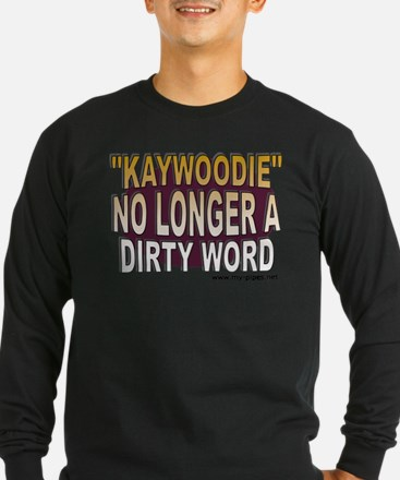 Kaywoodie - No longer a dirty T